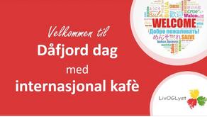 Dåfjord-dag med internasjonal kafè