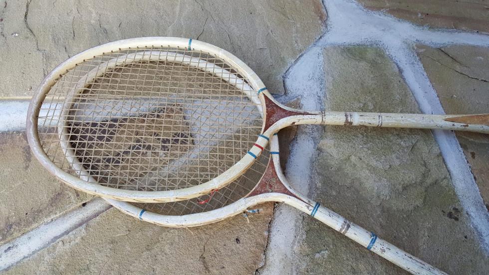 Vintage Badminton