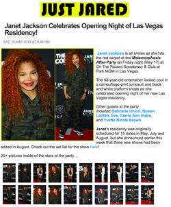 Janet JustJared
