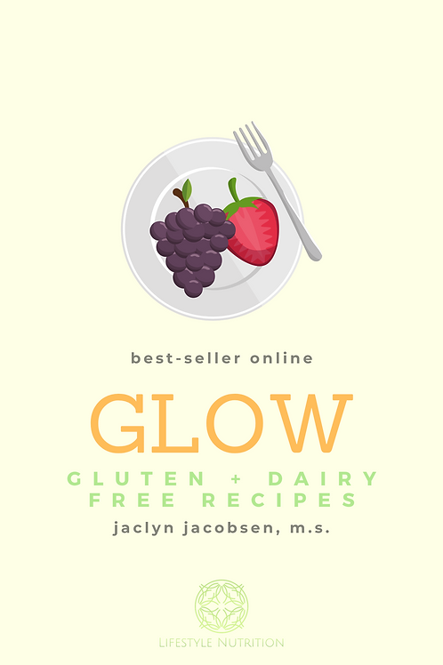 Glow: Simple Plant Based Meals