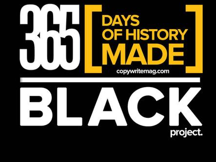 365 BLACK [PROJECT] w/ copywrite mag