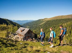 6 Tage Wandeln Angebot Dalnig Guesthouse Bad Kleinkirchheim
