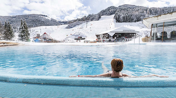 Badenspaß - Auch im winter - Bad Kleinkirchheim - Dalnig Hotel