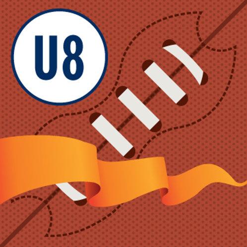 U8 Flag Football/Skills program