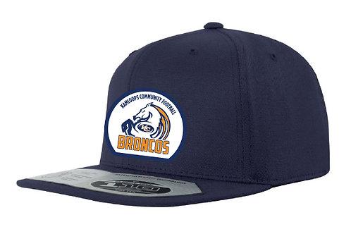 Broncos Flat Bill Cap