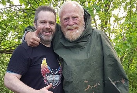 James Cosmo stunts
