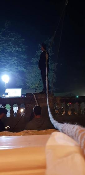 Hanging rig