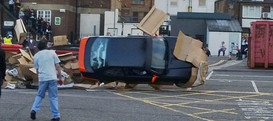 Movieworks car stunts