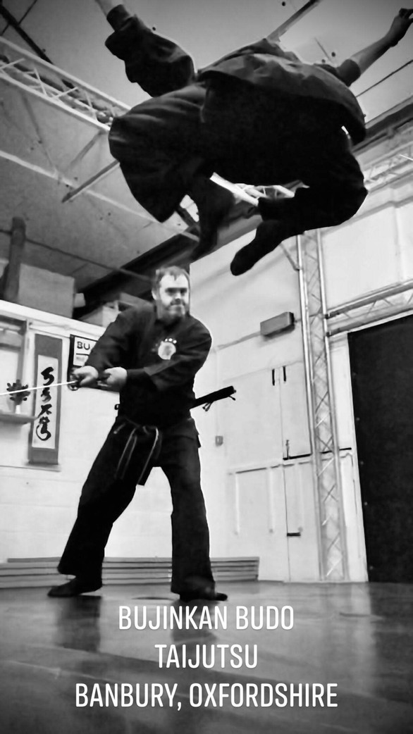 Movieworks martial arts stunts