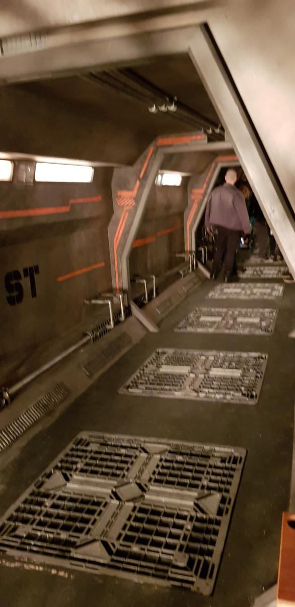 Deus movie stunts