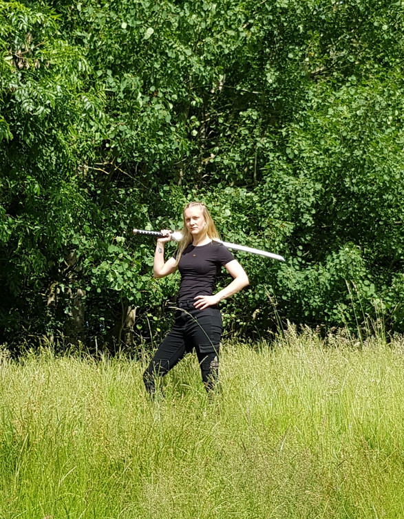 Movieworks sword choreography