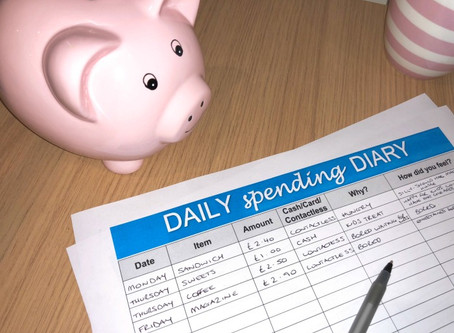 Budgeting with a Money Diary