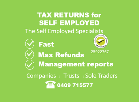 Job Keeper and Cashflow Boost