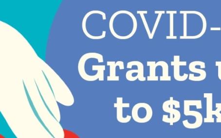 Covid Qld Government Grant