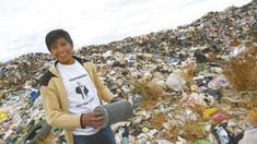 Escolar boliviano creador del nuevo Wall-E