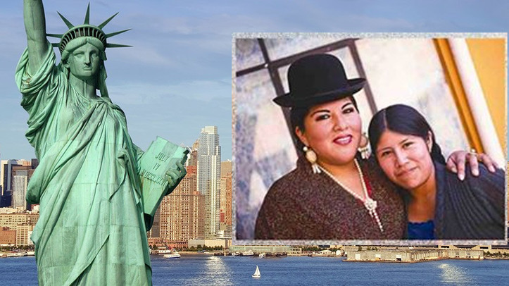 DISEÑADORA DE ROPA PARA CHOLITAS EXHIBIRA EN NUEVA YORK