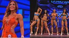 La top magnífica Vania Sánchez ganó el World Beauty Fitness & Fashion Inc, concurso líder mundia