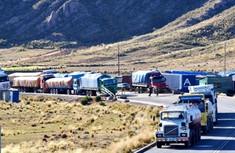 Comerciantes pierden $us 36 millones por paro portuario en Chile