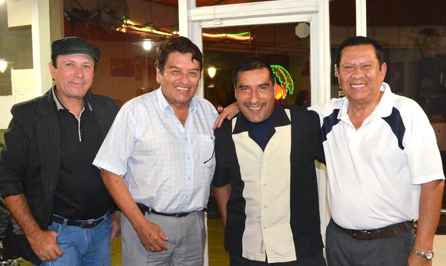 El Trio Oriental de paso por Miami