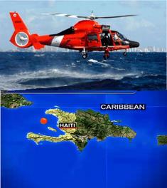 Barco carguero con bandera boliviana se hunde cerca de Haiti