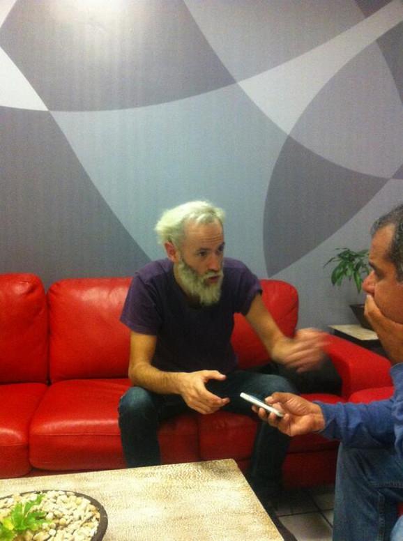 Interview Milenio Newspaper Mexico 2013.