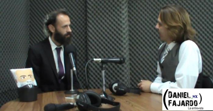 Entrevista Daniel Fajardo Puebla 2016 01