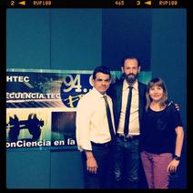 Interview 94.5 FM XHTEC FRECUENCIA - Mex