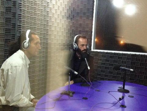 Entrevista de Luis Alfaro a Leandro Taub