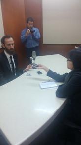 Interview with XERA Radio Uno (Mexico) 2