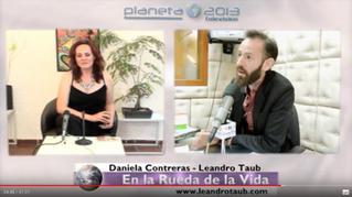 Rueda de la Vida con Daniela Contreras y
