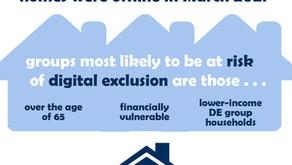 Digital Divide Infographics