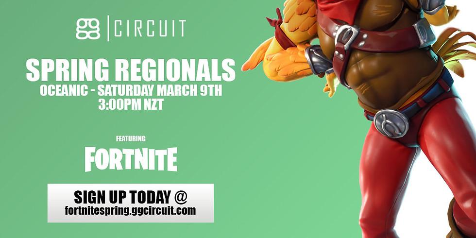 [R13] GGCircuit Fortnite SOLO Tournament - Saturday March 9th