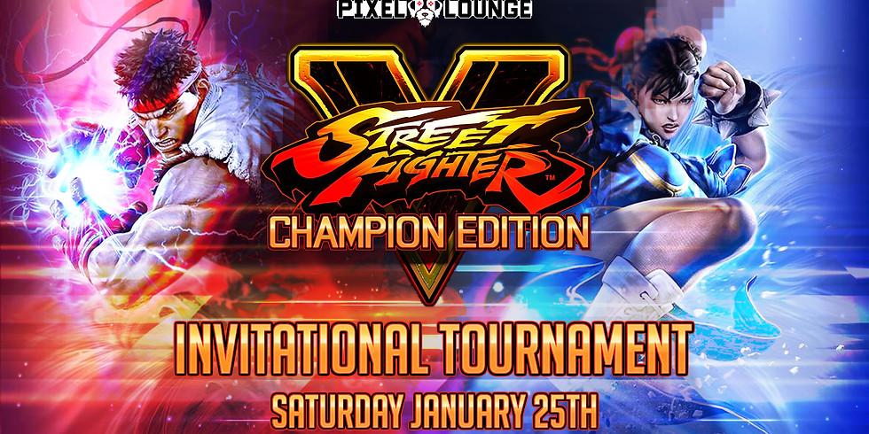 Street Fighter V Invitational