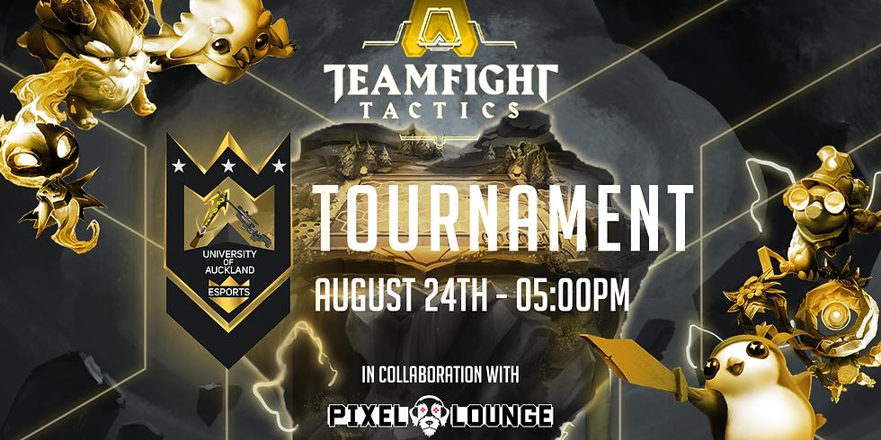 Teamfight Tactics Tournament ft. UoA Esports Club
