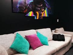 Pixel Lounge 'Comfort Zone'