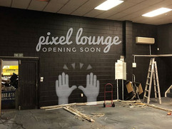 Pixel Lounge - opening soon