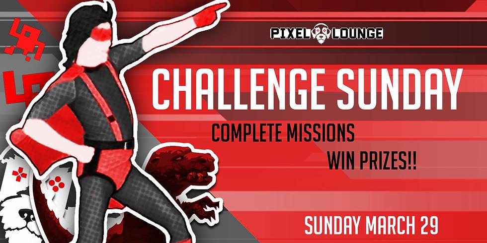Challenge Sunday