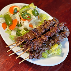 Sach Ko Ang (Beef Sticks) 5 pieces