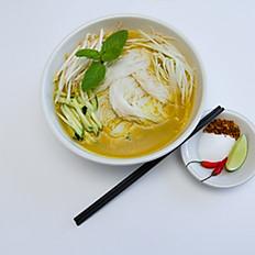 Nom Bahn Chok (Original Khmer Noodle)