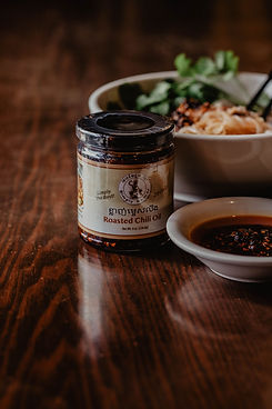 Simply Khmer Roasted Chili Oil