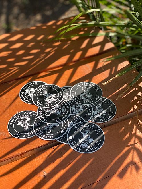 Simply Khmer Sticker
