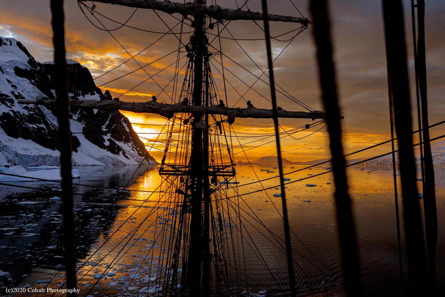 Antarctica Rigging