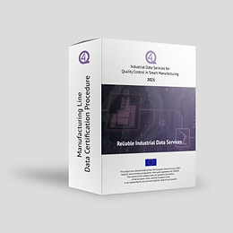 Manufacturing Line Data Certification Procedure
