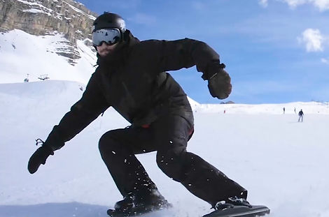 Snowfeet II