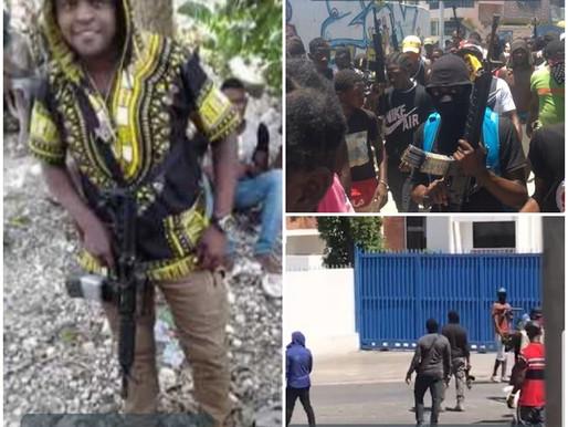 INSÉCURITÉ: DES BANDITS EN ACTION CE MARDI 7 JUILLET À PORT-AU-PRINCE