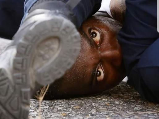 JUSTICE POUR GEORGE FLOYD, LA POLICE DE MINNEAPOLIS ACCULÉE