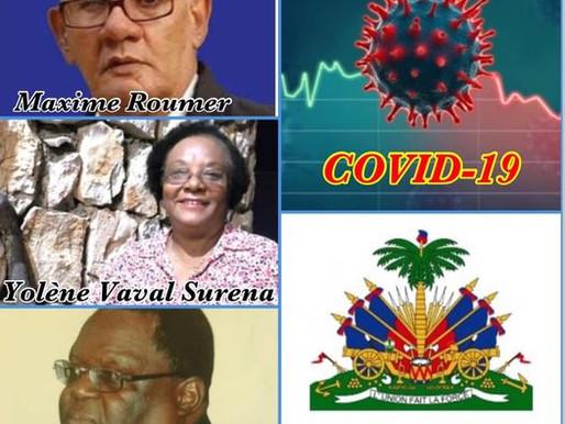 COVID-19 : AU MOINS 5 MORTS RECENSÉS EN UN SEUL JOUR EN HAÏTI