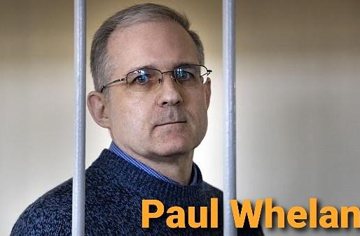 CONFLIT INTERNATIONAL: L'AMÉRICAIN PAUL WHELAN CONDAMNÉ À 16 ANS DE PRISON POUR ESPIONNAGE EN RUSSIE
