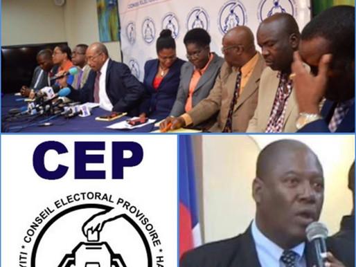 POLITIQUE : EN HAÏTI, LE POUVOIR ENTEND FORMER UN NOUVEAU CONSEIL ÉLECTORAL PROVISOIRE