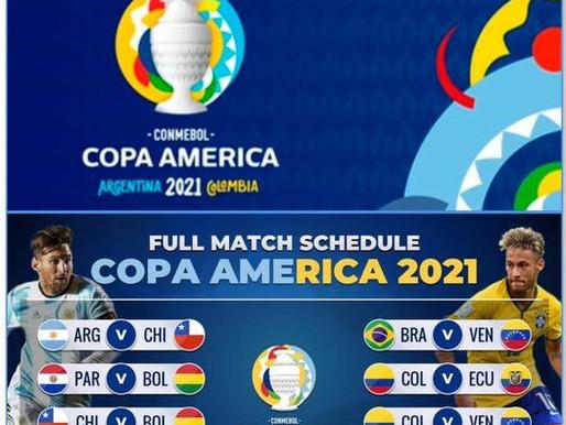 FOOTBALL : LA COPA AMERICA 2021 SE TIENDRA FINALEMENT AU BRÉSIL